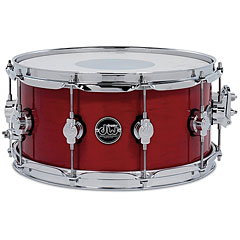 "DW Performance 14"" x 6,5"" Cherry Stain Snare « Snare drum"