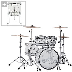 DW Design 22/10/12/16/18/14 Acryl Shellset « Drum Kit