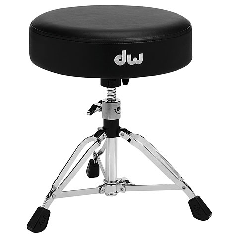 Sillín de batería DW 9000 Series Extra Low Tripod Drum Throne
