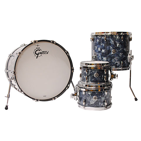 "Schlagzeug Gretsch Drums USA Brooklyn 22"" Abalone Drumset"