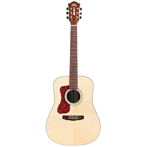 Westerngitarre Lefthand Guild D-150 NAT L