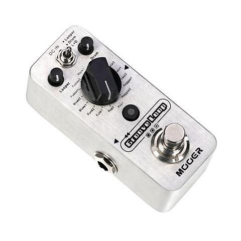 Effektgerät E-Gitarre Mooer MLP 2 Groove Loop