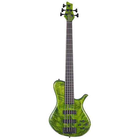 Marleaux mBass Custom 5-str QUILTED LG EB « Electric Bass Guitar