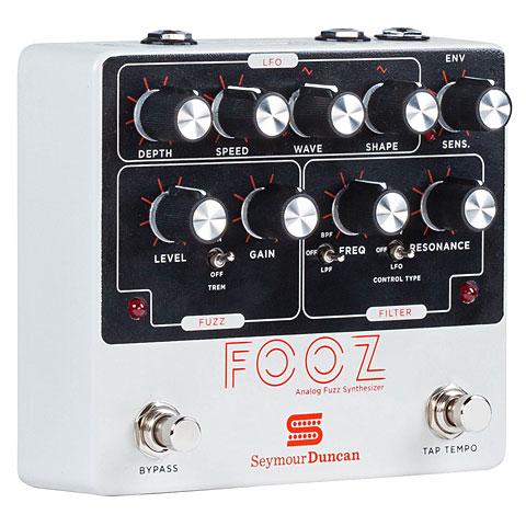 Pedal guitarra eléctrica Seymour Duncan Fooze