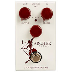 J. Rockett Audio Designs Archer Clean « Pedal guitarra eléctrica