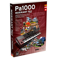 Korg Pa1000 Musikant Micro SD « Software Updates
