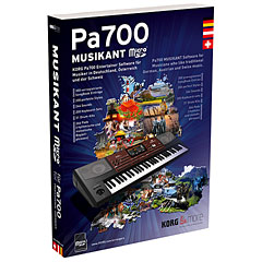 Korg Pa700 Musikant Micro SD « Erweiterungssoftware
