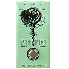 J. Rockett Audio Designs Steampunk Boost/Buffer « Pedal guitarra eléctrica