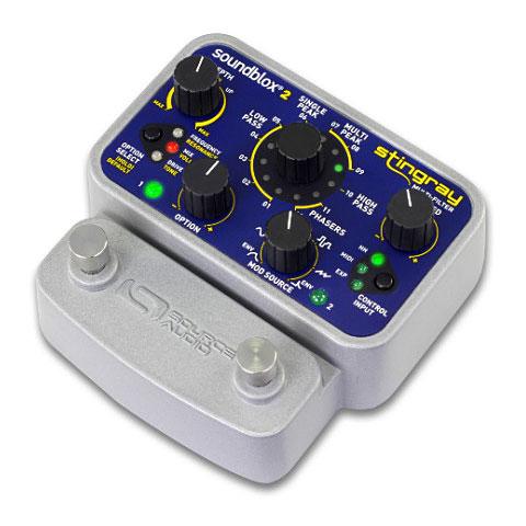 Source Audio Soundblox 2 Stingray Guitar Multifilter