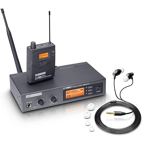 In-Ear System (drahtlos) LD Systems MEI 1000 G2 B6