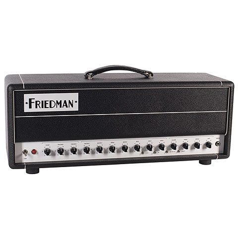 Topteil E-Gitarre Friedman Brown Eye BE-50 Deluxe White Front Edition