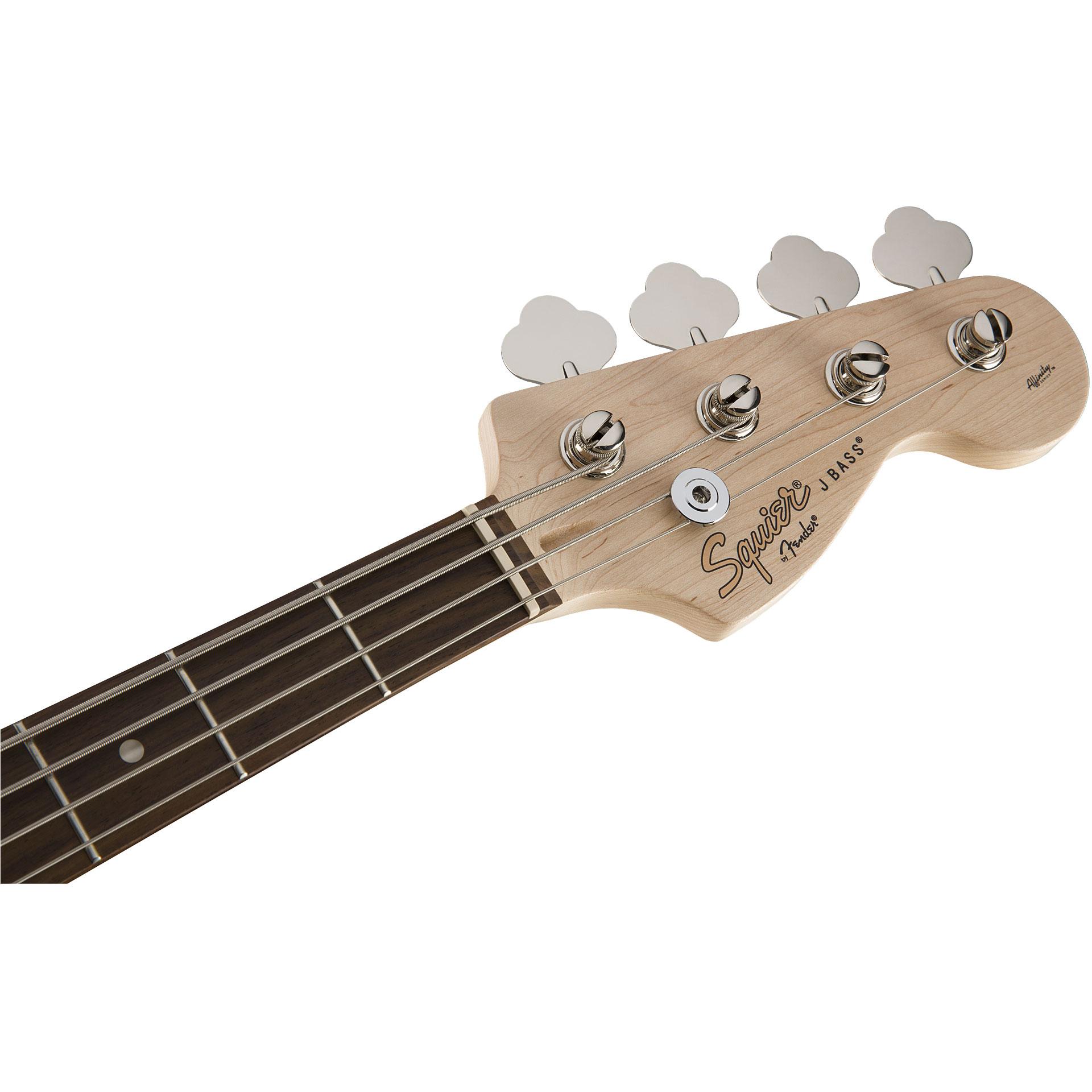 Squier Affinity Jazz Bass LRL SLS
