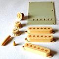 Accessory Kit GuitarSlinger Accessory Kit Aged Ivory