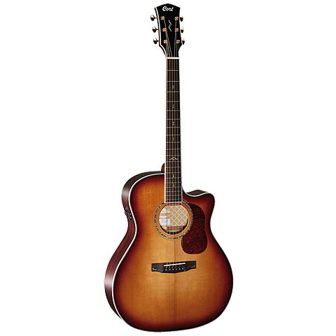 Guitare acoustique Cort Gold A8 LB