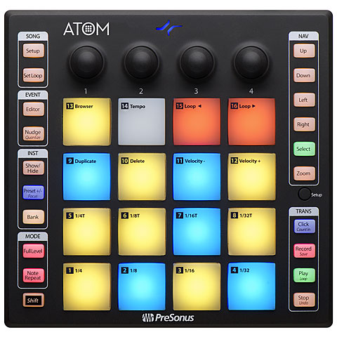 MIDI-Controller Presonus ATOM