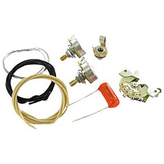 GuitarSlinger Premium Telecaster4 Way Wiring Kit « Pick-up électronique