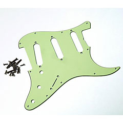 GuitarSlinger Pickguard 62 SC 3 Ply, Mint Green « Golpeador