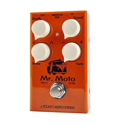 Effektgerät E-Gitarre J. Rockett Audio Designs Mr. Moto