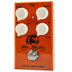 J. Rockett Audio Designs Mr. Moto « Pedal guitarra eléctrica