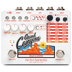 Electro Harmonix Grand Canyon « Guitar Effect