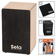 Sela Primera Black Bundle « Cajon