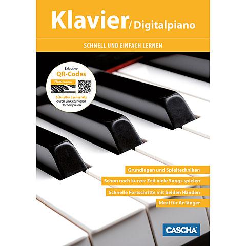 Cascha Klavier schnell und einfach lernen