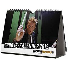 PPVMedien DrumHeads!! Groovekalender 2019 « Kalender