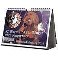 Calendrier PPVMedien Vocal Wochenkalender 2019