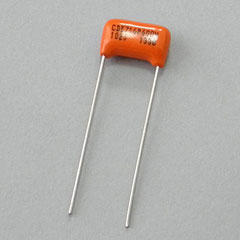 GuitarSlinger Sprague Orange Drop 0.001µfd « Condensador