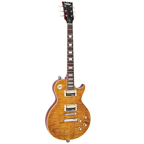 Vintage V100AFD « Guitarra eléctrica