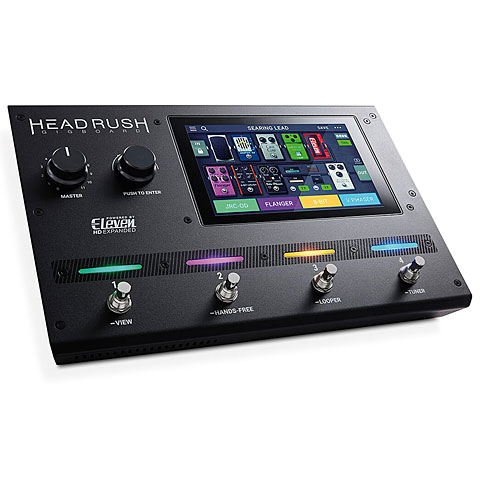 Guitar Multi Effects Headrush Gigboard