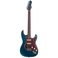 Haar Traditional S, Teal Green Metallic « Guitarra eléctrica