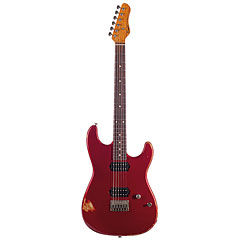 Haar Traditional S, Candy Apple Red « Guitarra eléctrica