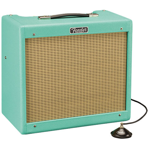 Fender Blues Junior IV FSR Seafoam Green