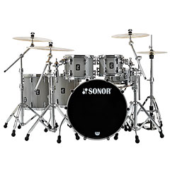 Sonor Sonor ProLite SSE Stage S Limited Edition Solid Lite Grey Drumset « Batería