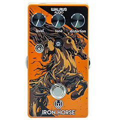 Walrus Audio Iron Horse V2 Halloween Edition « Effectpedaal Gitaar