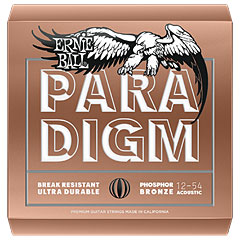Ernie Ball Paradigm Medium Light Phosphor Bronze 2076 3-Pack « Western & Resonator Guitar Strings