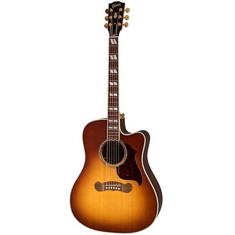 Westerngitarre Gibson Songwriter Cutaway Burst