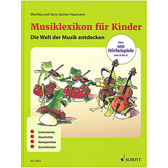 Schott Musiklexikon für Kinder « Teoria musical