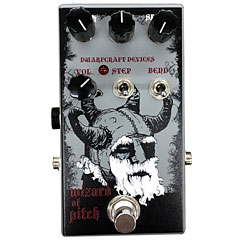 Dwarfcraft Devices Wizard of Pitch « Effektgerät E-Gitarre