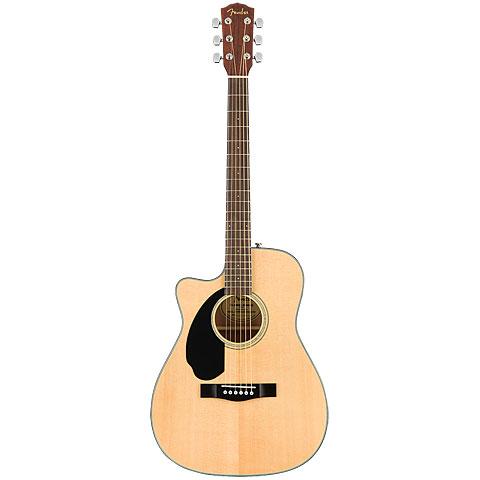 Westerngitarre Lefthand Fender CC-60SCE Concert LH NAT