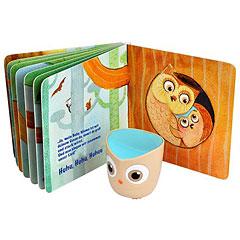 Voggenreiter Baby-Uhu und seine Freunde « Livre pour enfant
