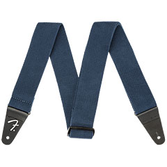 Fender Super Soft Strap Blue « Sangle guitare/basse