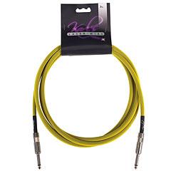 Karl's Laser-Wire 6m K/K neon gelb « Instrumentenkabel
