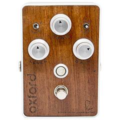 Bogner Oxford Bubinga Wood « Pedal guitarra eléctrica