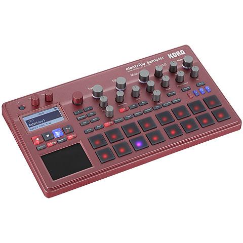 DJ-Groovebox Korg Electribe Sampler 2 Red