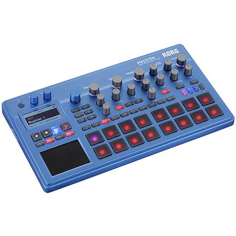DJ-Groovebox Korg Electribe 2 Blue