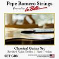 Pepe Romero Strings GRN  «  Corde guitare classique