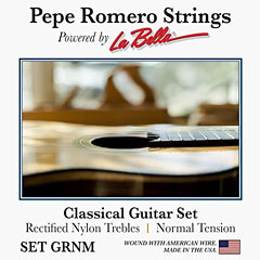 Pepe Romero Strings GRNM « Classical Guitar Strings