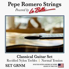 Pepe Romero Strings GRNM « Saiten Konzertgitarre